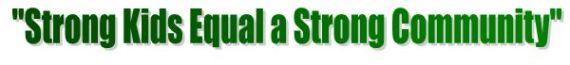 Strong Kids Logo