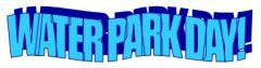 Water Park Day Logo